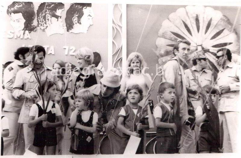 Pjesma ljeta 1972