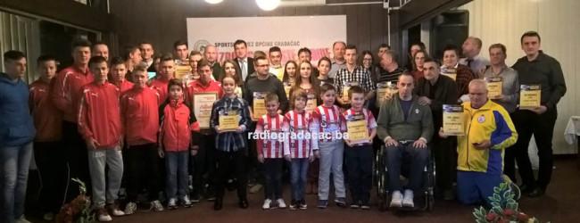 Edis Imširović sportista Gradačca za 2015. godinu