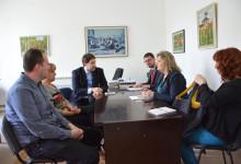 """Predstavnici OSCE BiH razgovarali sa članovima Koalicije """"Mržnja – ne sada i ne ovdje Gradačac"""""""