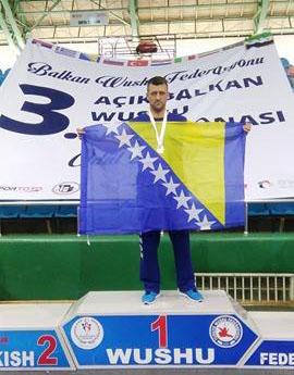 Asmir JAhic zlatni na kung-fu Balkanskom u Turskoj1