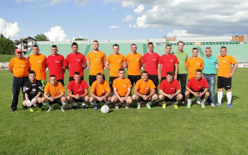 OFK Vida osvajac kupa NSO Gradacac za 2016