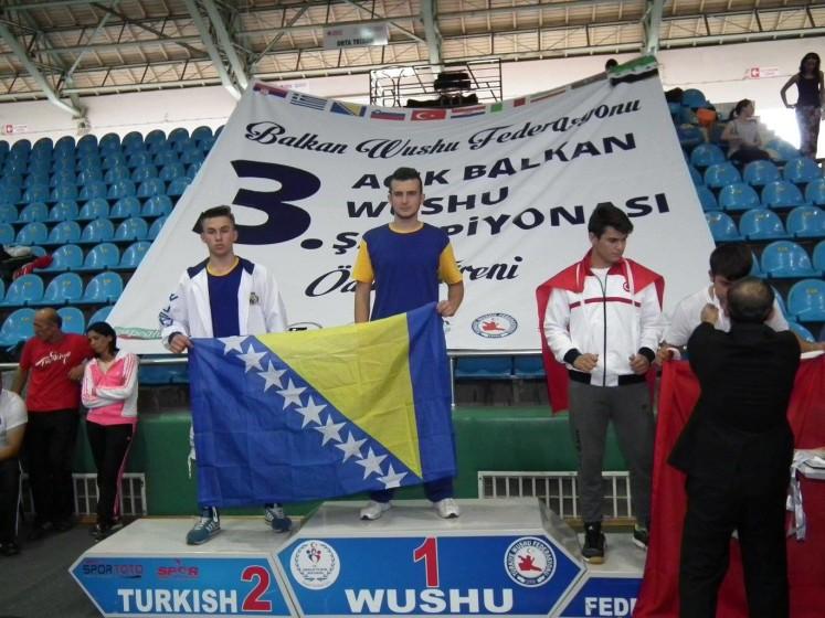 Pesnica Bosne na Balkanskom u Turskoj