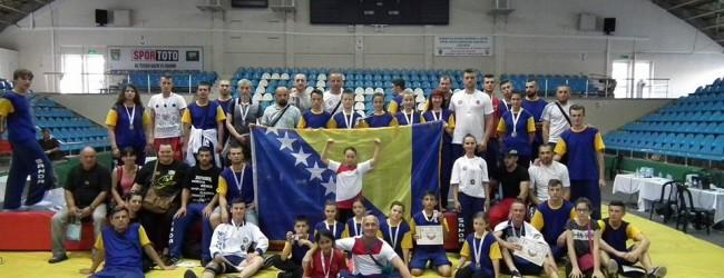 Gradačački kung fu borci se okitili medaljama u Turskoj