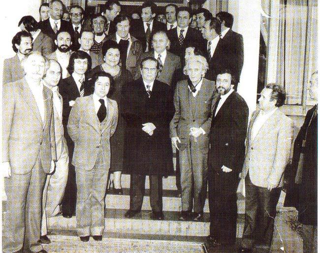 sa Titom u Bugojnu, Ibrahim Bilajac
