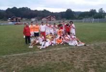Juniori Zvijezde pobjednici nogometnog kupa TK