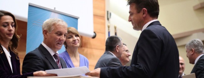 Dervišagić zvanično započeo drugi mandat