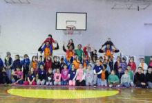 """Djeda Mraz na završnom treningu Škole sporta """"Spartak Kids"""""""