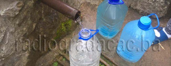 Povremeni prekidi u snabdijevanju vodom u Mionici