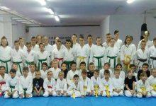 "KBS ""Zmaj"" učestvovao na dva karate takmičenja"