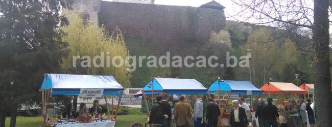 """Otvoren 7. gradačački sajam """"Eko-etno BiH"""""""