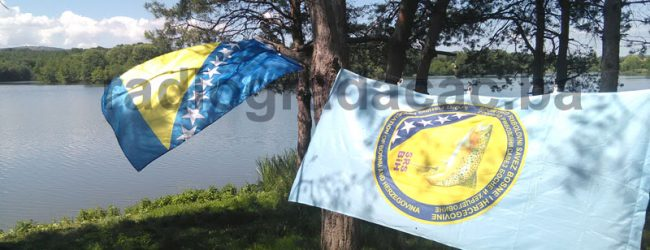 Na Hazni i Vidari lovili najbolji bh. sportski ribolovci