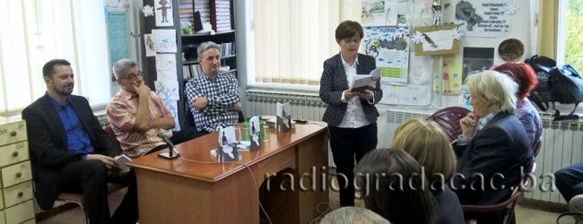 """KIKIĆEVI SUSRETI – Ilijaz Dudić u svom duhovnom zavičaju predstavio roman """"Sjene i zablude"""""""