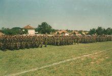 Čestitka u povodu 25. godišnjice formiranja 107. Viteške motorizovane brigade