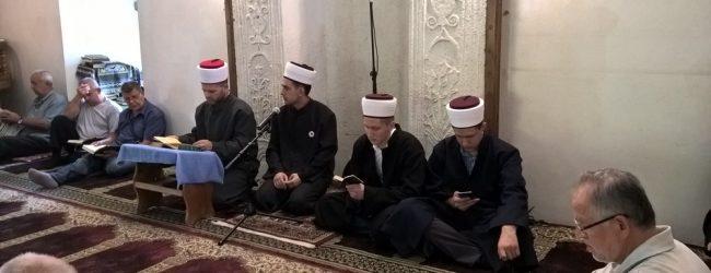 Proučena hafiska mukabela u Husejniji džamiji