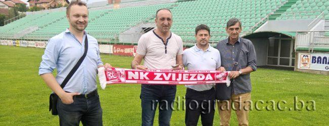 Nermin Šabić od danas na kormilu Zvijezde