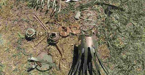 Demineri pronašli i uništili ostatke kasetne municije