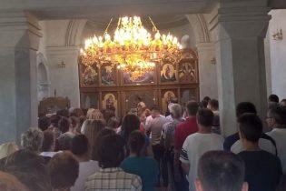 Obilježen pravoslavni blagdan Preobraženje Gospodnje