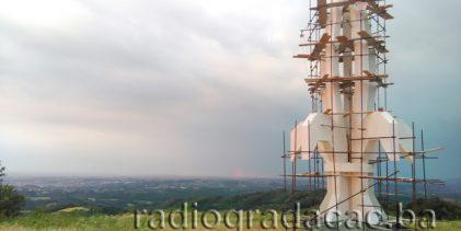 Ljiljan na Banderi – Spomenik borcima ARBiH, svečano otvaranje 20. avgusta