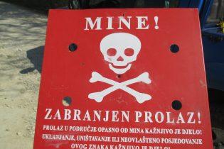 Izvršena primopredaja deminiranog  terena u Ledenicama Donjim