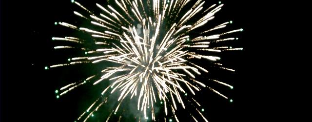 VIDEO: Vatromet prvog dana Sajma šljive u Gradačcu