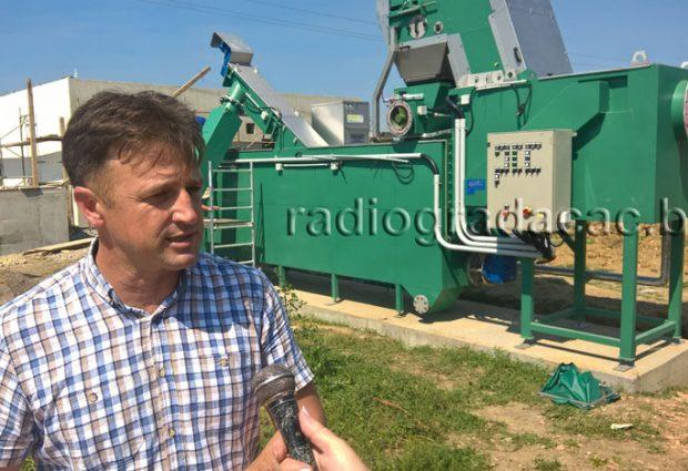 VIDEO – DRUGI O NAMA: Prečistač otpadnih voda u Gradačcu (RTV HIT Brčko Distrikt)