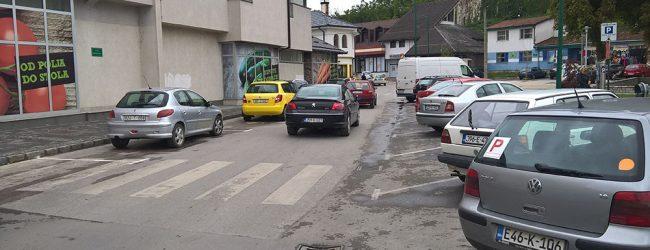 Dostavite prijedloge na Nacrt izmjena i dopuna Odluke o javnim parkiralištima