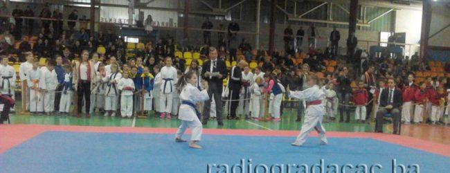 """Održan 11. tradicionalni karate turnir """"Gradačac 2017"""""""