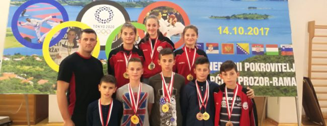 """KBS Zmaj osvojio drugo mjesto na turniru """"Rama open 2017."""""""