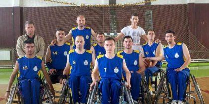 KIK Zmaj domaćin Međunarodnog turnira košarke u kolicima
