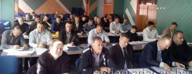 Općinsko vijeće usvojilo Odluku o dodjeli općinskih priznanja i Nacrt budžeta za 2018. godinu