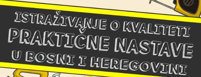 Upitan kvalitet izvođenja praktične nastave u gradačačkim srednjim školama !