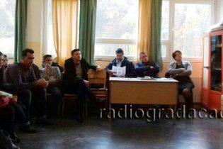 """U OŠ """"Musa Ćazim Ćatić"""" održana edukacija o prevenciji neprimjerenog ponašanja"""