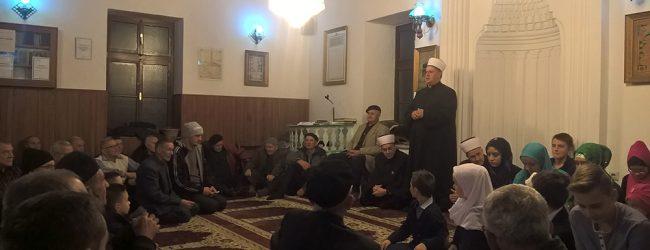 Tradicionalno prvi mevlud upriličen u Sviračkoj džamiji