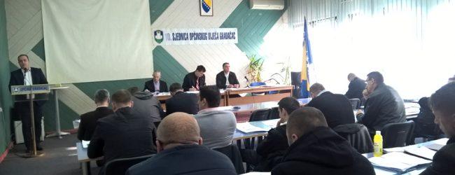 Budžet općine Gradačac za 2018. godinu 17,8 miliona KM, Općinsko vijeće donijelo set rješenja za projekat vodosnabdijevanja