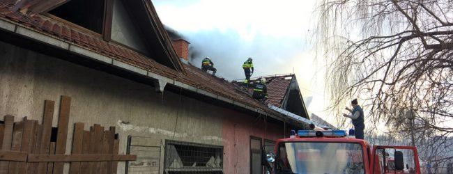 HIDRANTI NISU U FUNKCIJI !! – Požar u tržnom centru na zelenoj pijaci, značajna materijalna šteta na nekoliko poslovnih prostora