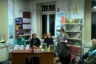 Ugodno druženje sa Jagodom Iličić u gradačačkoj Biblioteci