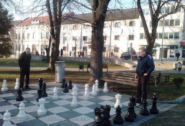 U toku prijave za kantonalno šahovsko prvenstvo za mlađe kategorije