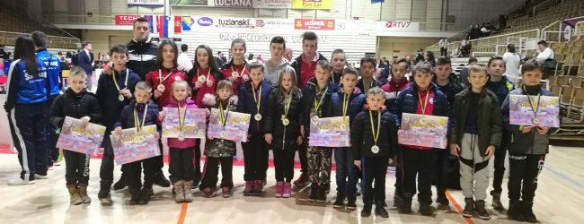 "KBS ""Zmaj"" osvojio 13 medalja na međunarodnom turniru ""TK Open"""