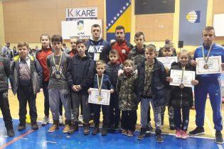 KBS Zmaj osvojio 8 medalja na 13. federalnom prvenstvu u karateu