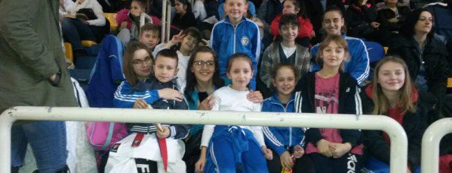 """Karate klub """"Tempo"""" ostvario zavidne rezultate na takmičenju u Sarajevu"""