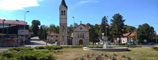 Brojne osude vandalskog čina na katoličkoj crkvi u Gradačcu