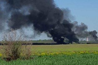 FOTO/VIDEO: Paljenje sekundarnih sirovina u blizini izvorišta Okanovići !!