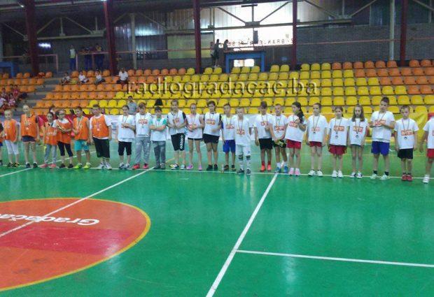 U srijedu 30. maja Sportske igre mladih u Gradačcu