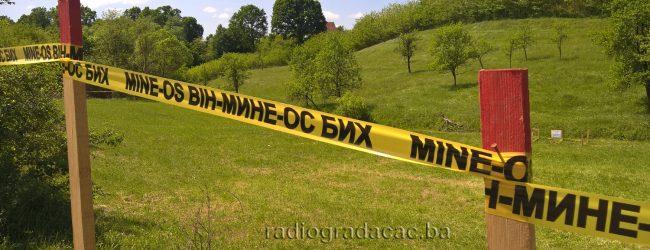 Završeno deminiranje Hasanićke u Sibovcu