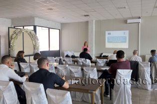 Obuka za vijećnike OV Gradačac o ulozi i finansiranju civilnog sektora