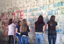 Čišćenjem grafita obilježen Svjetski dan kulturne raznolikosti