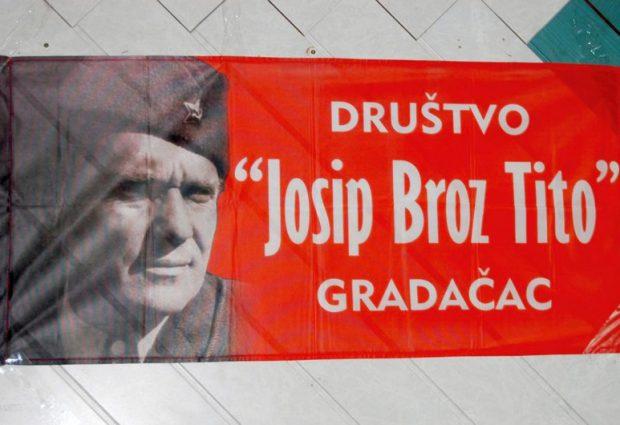 """Obnovljen rad Udruženja """"Josip Broz Tito"""" Gradačac"""