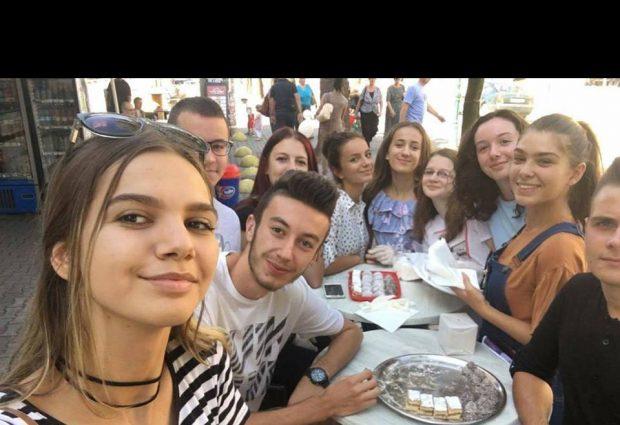 Naša mlada sugrađanka Amina Omeragić kandidatkinja za SHL ambasadoricu aktivizma