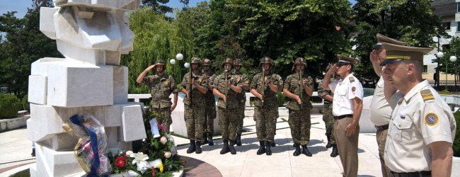 FOTO: Obilježan dan formiranja 107. viteške brigade i dan sjećanja na žrtve Gradačca