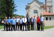 Predsjednik Federacije BiH Marinko Čavara posjetio Gradačac